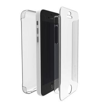 Coque X - Doria 360° pour iPhone 5C, Transparente