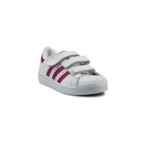 Basket Adidas Originals Superstar Foundation Enfant Blanc