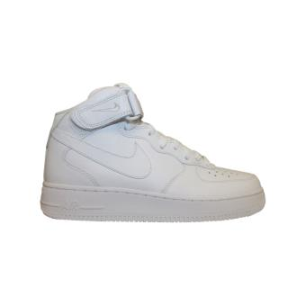 Basket Nike Air Force 1 Mid 07 Blanc 315123 111 Chaussures