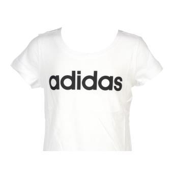 tee shirt adidas femme noir et blanc