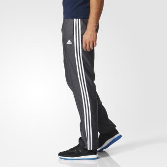 Adidas Pantalon Essentials 3 Stripes noirincoloreblanc