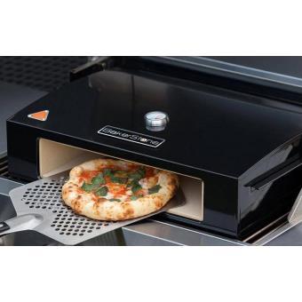 la hacienda four pizza bakerstone pour bbq gaz cuisiner en ext rieur achat prix fnac. Black Bedroom Furniture Sets. Home Design Ideas