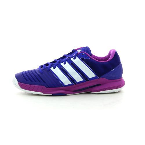42 Stabil Bleu Adipower Chaussures Adidas Indoor Adulte Mixte 11 34AjLqcR5