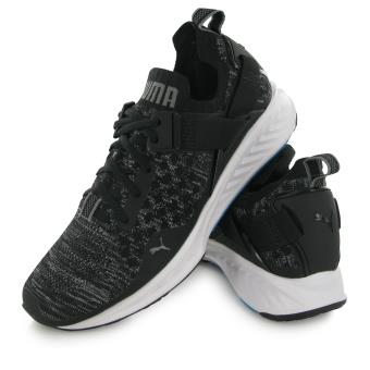 premium selection cb21a ed25b Puma Ignite Evoknit Low Noir, chaussures de training / fitness homme