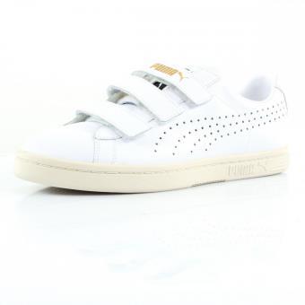 Sport Baskets Velcro Court Star Chaussures Puma De Et Chaussons AABqHSw