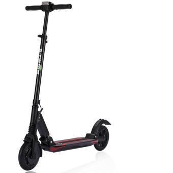 E-T Wow S2 Booster Plus Elektrisch Step/Scooter 33V Zwart