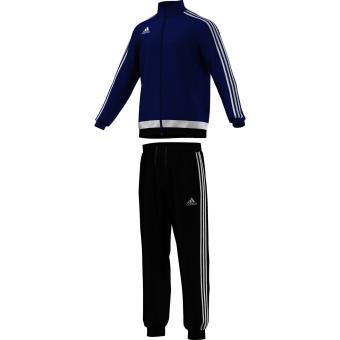 Adidas Tiro 15 bleu marine/blanc/noir - noir/