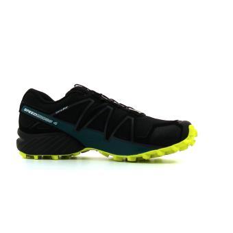 Haute qualité Produit  -34458 : Modèle moderne :Chaussures de Speedcross Trail Salomon Speedcross de 4 Noir Pointure 46 Adulte Homme 1ba9df
