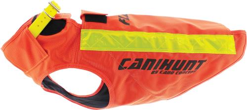 Gilet de signalisation pour chien CaniHunt Flash V2