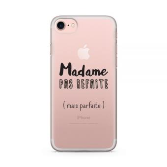 coque iphone 7 plus madame
