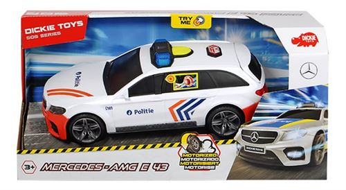 Dickie Toys voiture Mercedes AMG E 43 Police