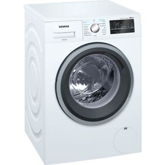 lave linge s chant int grable 60cm 7 4kg a blanc. Black Bedroom Furniture Sets. Home Design Ideas