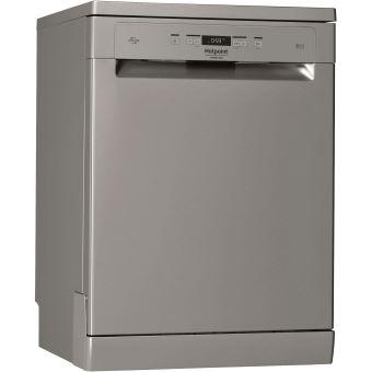 lave vaisselle 60cm 14c 43db a inox hfo3c23wx hotpoint achat prix fnac. Black Bedroom Furniture Sets. Home Design Ideas