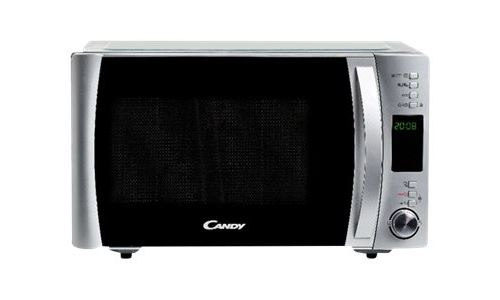 Candy CMXC 25 DCS - Four micro-ondes grill - pose libre - 25 litres - 900 Watt - argent