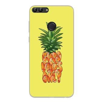 coque huawei p smart avec des ananas