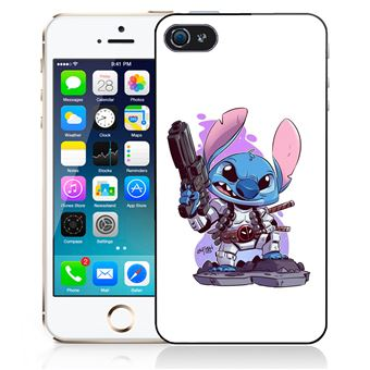 Coque pour iPhone 5C stitch deadpool