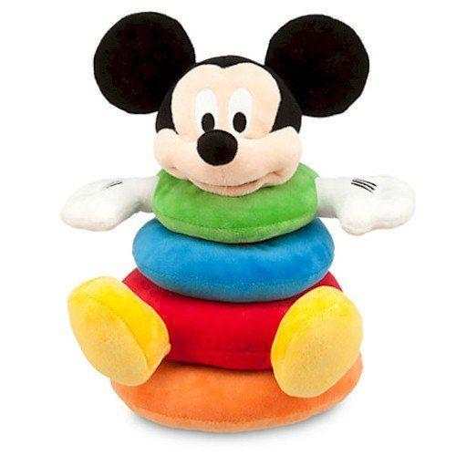 Jouet superposable Disney Mickey Mouse pour bébé