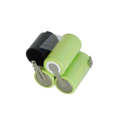 Accumulateur 3.6 v 1300 mha pour aspirateur moulinex - 1964800
