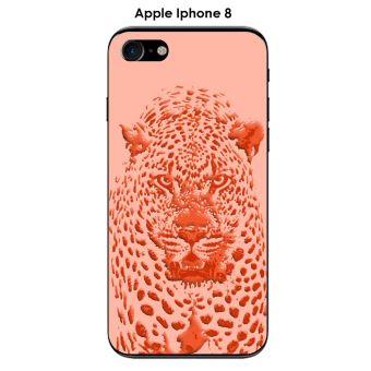coque iphone 8 orange
