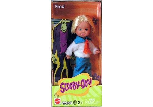 Scooby-Doo FRED Doll