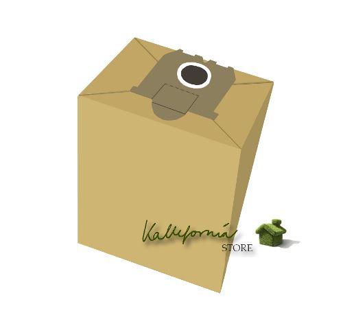 Kallefornia k52 20 sacs pour aspirateur Progress 218 Exclusiv et 248 Super