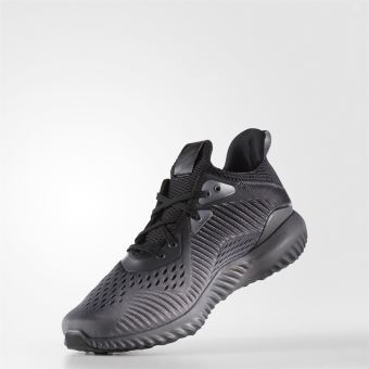 dbcb663e1 -33€ sur Chaussures running adidas alphabounce m black 79097 Taille 43 1 3  - Chaussures et chaussons de sport - Achat   prix