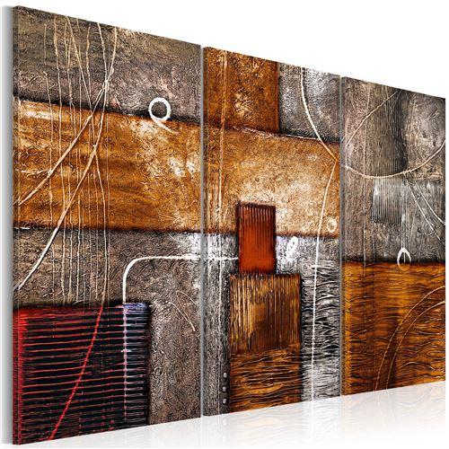 Tableau - city streets - artgeist - 120x80