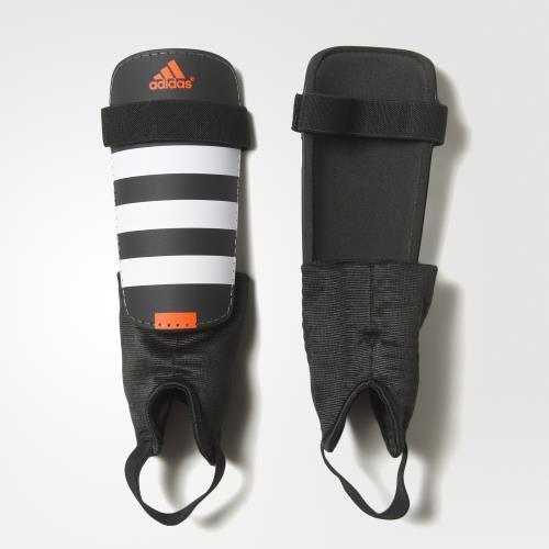 Adidas Protège tibias adidas Everclub XS noirblanc