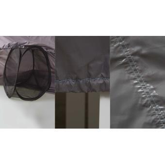 Housse de protection table ronde 160 cm - Achat & prix   fnac