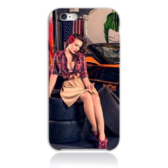 coque iphone 8 pin up