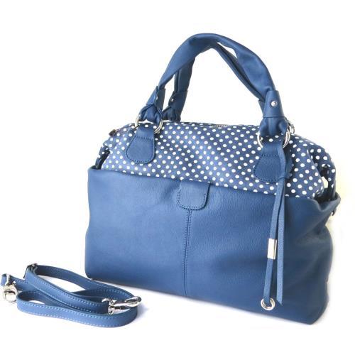 Sac Bleu Poin6114 Petits Cuir 'gianni Conti' CtBhrdsQx