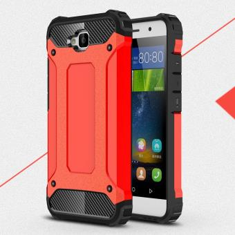 coque rouge huawei y6 pro