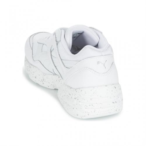 Chaussures mode ville Puma R698 speckle blanc Blanc taille : 37 réf : 15791