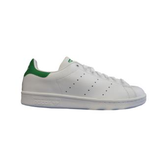 Basket Adidas Originals Stan Smith Blanc Vert M20324