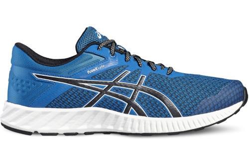Chaussures Chaussures Chaussures de sport Asics FuzeX Lyte 2 T719N-4990 Bleu Adulte 924ec5