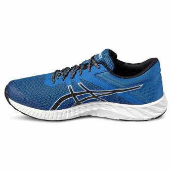 Chaussures de sport sport sport Asics FuzeX Lyte 2 T719N-4990 Bleu Adulte 47d45f