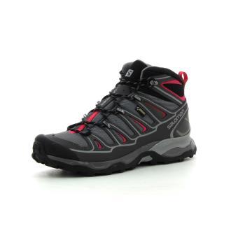 Chaussures Adulte Mid 2 Tex X 39 Ultra Noir Salomon Gtx Gore 13 1xWPnvpv