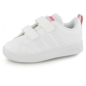 Adidas Neo Advantage Vs Bb blanc, baskets mode enfant