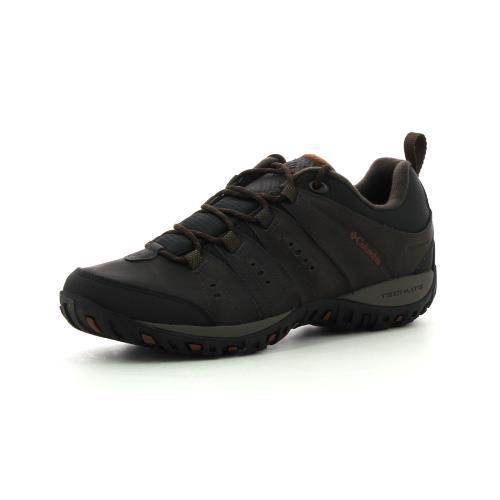 Chaussures de marche Homme Columbia Peakfreak™ Woodburn Waterproof Marron Taille 45