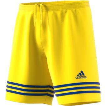 Adidas Short adidas Entrada 14 XL jaune vifbleu roi