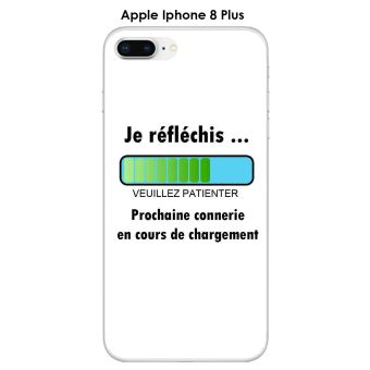coque iphone 8 message