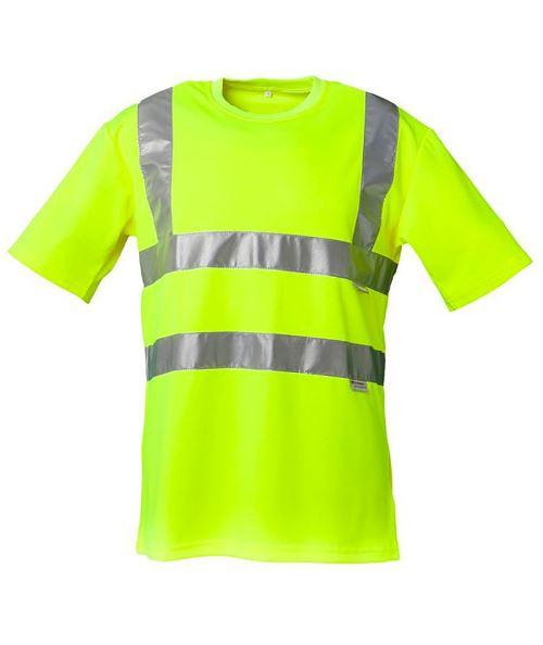 T-Shirt Signalisation 2096 (Fluo-J - 3Xl)