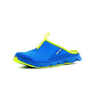 4656036152a Chaussures de récupération Salomon RX SLIDE 3.0 Bleu Pointure 45 1 3 Adulte  Homme - Chaussures et chaussons de sport - Achat   prix