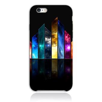 Coque iPhone 6 Univers Colores