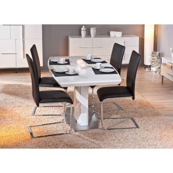 Table Rectangulaire Meuble Cuisine Salon Salle Manger Design Moderne