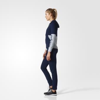 0c0e83f4a13 Adidas - Survêtement femme adidas Marker Hoodie - XS - bleu marine noir -  Survêtements et ensembles de sport - Achat   prix
