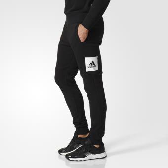 Noirblanc Box Essentials Logo Xl Adidas Pantalon 9DIEH2