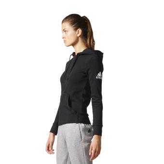 Adidas Veste à capuche femme adidas Essentials Solid S