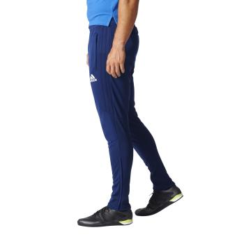 Adidas Pantalon training adidas Tiro17 M bleu nuit