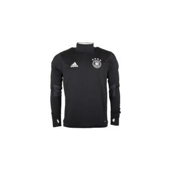 Adidas T shirt training Allemagne 2017 XS noirblanc